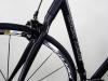 Jack Kane K Team Carbon Matte Black _ seat tube