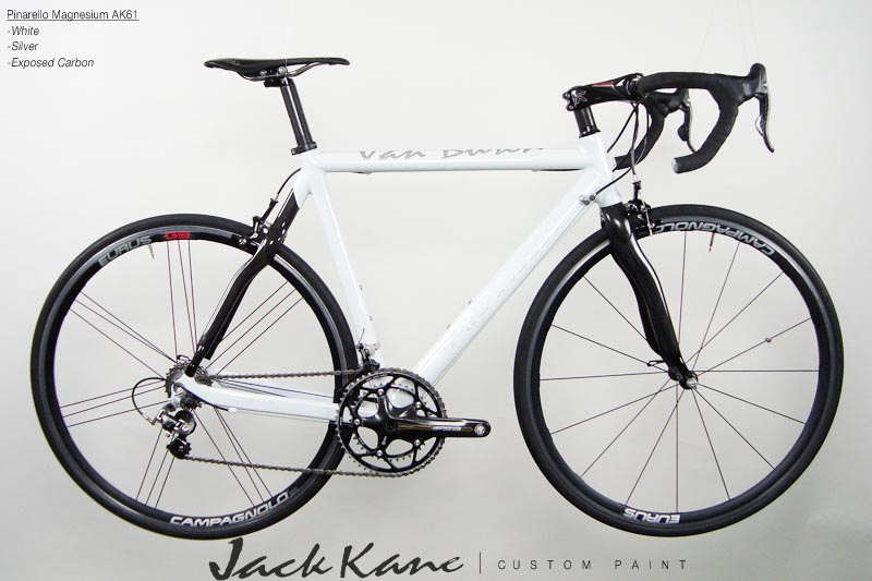 Custom Painted Bicycle Photos and Restorations by Jack Kane