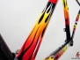 Cannondale Evo SuperSix - Classic Flames