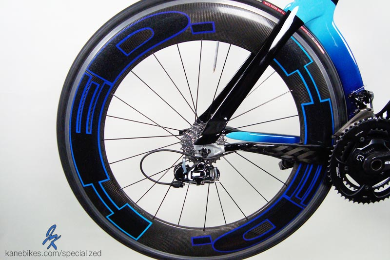 Bicycle Wheel Decals Custom