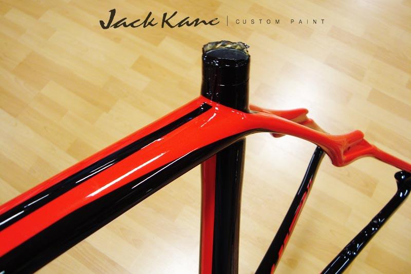 Jack Kane Custom Racing Bicycles Professional Custom