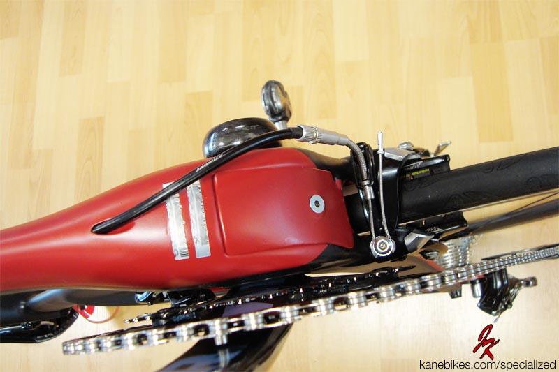 Specialized Shiv Custom Paint Job _ bottom bracket door.jpg & Jack Kane Custom Racing Bicycles - Professional Custom Painted ...