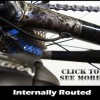 Shimano Di2 Road Bike – Internal Cable Routing, Hidden Battery, Custom Paint